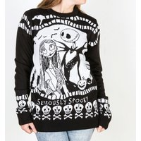The Nightmare Before Christmas Knitted Jumper - Nightmare Before Christmas Gifts