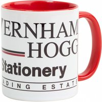 The Office Inspired Wernham Hogg Red Handle Mug - Office Gifts