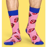 The Rolling Stones Candy Kiss Socks from Happy Socks - Rolling Stones Gifts