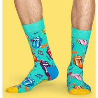 The Rolling Stones Notes Socks from Happy Socks - Rolling Stones Gifts
