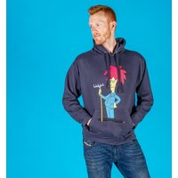 The Simpsons Sideshow Bob Hoodie - The Simpsons Gifts