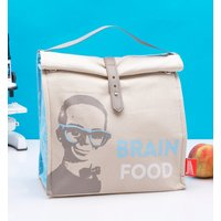 Thunderbirds Brain Food Lunch Bag