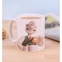 Wallace And Gromit Cup Of Tea Boxed Mug - Truffleshuffle Gifts