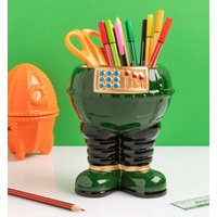 Wallace And Gromit The Wrong Trousers Desk Tidy - Truffleshuffle Gifts