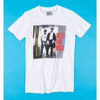 White Pet Shop Boys West End Girls T-Shirt - West End Gifts