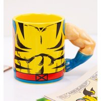 Wolverine Arm Meta Merch Mug - Wolverine Gifts