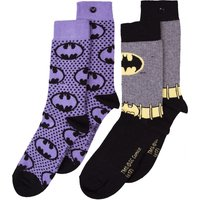 Women's 2pk Batman Logo Socks - Batman Gifts