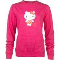 Women's Pink Hello Kitty Polka Dots Sweater