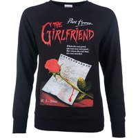 Women's Point Horror Inspired The Girlfriend Black Sweater - Girlfriend Gifts