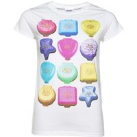 Women's Polly Pocket Playsets White T-Shirt - Polly Pocket Gifts