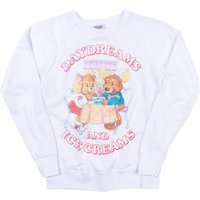 Women's The Get Along Gang Daydreams And Ice Creams White Sweater - Sweater Gifts
