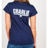 Women's Top Gun Charlie T-Shirt - Clothes Gifts
