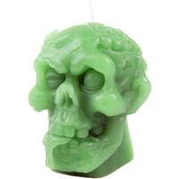 Zombie Head Candle - Zombie Gifts