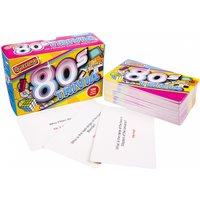 Awesome 80s Trivia Cards - 80s Gifts