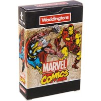 Retro Marvel Comics Playing Cards - Playing Cards Gifts