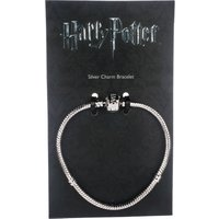 Silver Plated Harry Potter Charm Bracelet For Slider Charms - Harry Potter Gifts