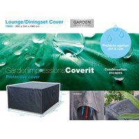 Garden Impressions Coverit lounge-dining hoes 302x244xH80