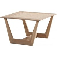 4 Seasons Outdoor Cancun salontafel teak 70 x 70 x 45 cm. - Teak