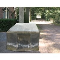 AllSeasons Covers Tuinsethoes 165x110x75 cm transparant