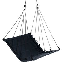 Purple Frog Hang M High Raven Black - OUTDOOR+