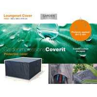 Garden Impressions Coverit loungeset hoes 305x305xH70