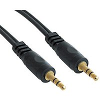 0.5m Stereo Jack Cable 3.5mm Premium sale image