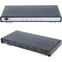 HDMI Splitter 4 Port 1080p 12 Bit Deep Colour