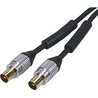 5m Aerial Cable - OFC Male Plug to Plug Cable sale image