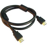 7.5m HDMI Cable - Gold Plated EMI Suppressor Pro Grade sale image