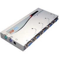 Compact 4 Port KVM Switch sale image