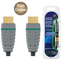Bandridge BVL1201 1m HS with Ethernet HDMI Cable v1.4