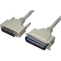 D25 to 36 Centronics Parallel Printer Cable 2m sale image