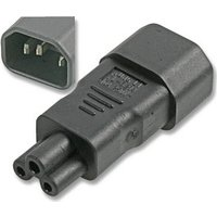 Kettle to Cloverleaf Power Adapter C14 to C5 sale image