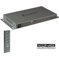 4 x 4 HDMI Matrix Switch 4 Input 4 Output 4k x 2k with IP Network Control
