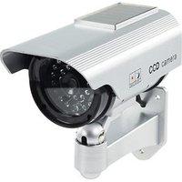 Konig Dummy CCTV Camera Outdoor Solar Powered