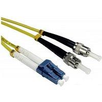 OS2 Single Mode Fibre Network Cable LC - ST sale image