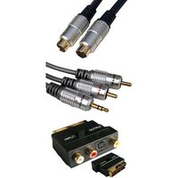 10m PC to TV Cable Kit