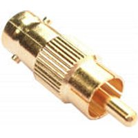 BNC to Phono Adapter - Gold Plated 3 Pack sale image