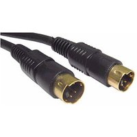 S-Video Cable 20 Metre Premium Gold Plated S-Video Lead sale image