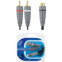 Bandridge BAL4600 0.2m Subwoofer Splitter Cable sale image