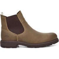 UGG Mens Biltmore Chelsea Boot in Military Sand, Size 8, Leather