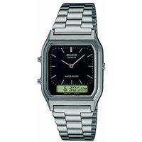 Mens Casio Classic Alarm Chronograph Watch (AQ230A-1)