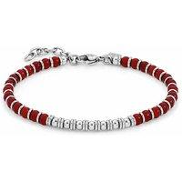 Armband von Nomination 027902/027 Edelstahl rot