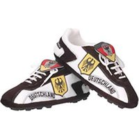 Germany Sloffies - Football Slippers (Small)