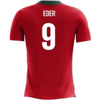 2018-2019 Portugal Airo Concept Home Shirt (Eder 9) - Kids