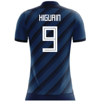 2018-19 Argentina Concept Shirt (Higuain 9) - Kids