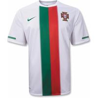 2010-11 Portugal Nike World Cup Away Shirt (Kids)