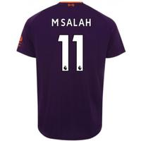 2018-2019 Liverpool Away Football Shirt (M Salah 11) - Kids