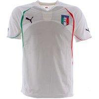 2010-11 Italy Training Jersey (White)