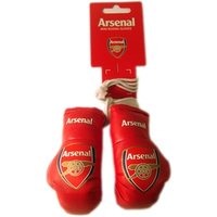 Arsenal FC Boxing Gloves